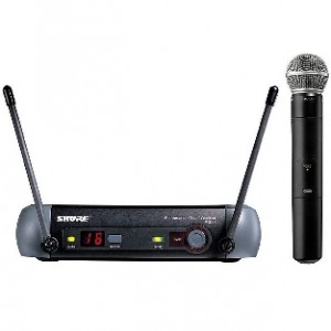 Shure Microphone for rent