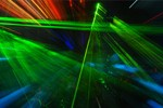 laser light rental
