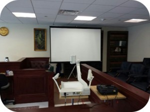 Elmo Visual Presenter Rental NYC - Court Document Camera Rental NYC